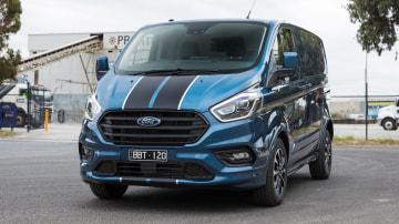 2020 Ford Transit Custom 320S Sport review