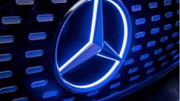Mercedes Autonomous Concept Teased Further Ahead Of CES