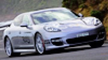 Porsche Panamera: first Australian drive