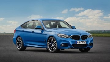 2017 BMW 3 Series GT Adopts Freshened Face, New Engines
