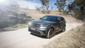 2017 Range Rover Velar new car review