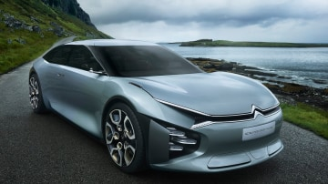 Style With A Capital 'S' – All-New Citroen C5 And C6 On The Way