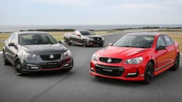2017 Holden Commodore Limited Editions reviewed