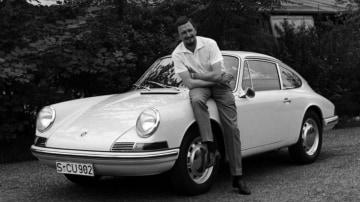 Ferdinand Porsche, Designer Of Original 911, Dies At Age 76