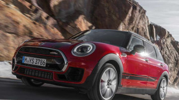 Updated Mini Clubman Detailed