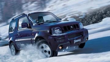 Suzuki's Next Jimny Will Keep Its Off-Roading Talents, Compact Dimensions