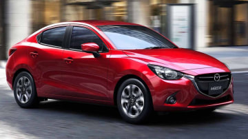 2015 Mazda2 Sedan Revealed, Australian Return Under Consideration