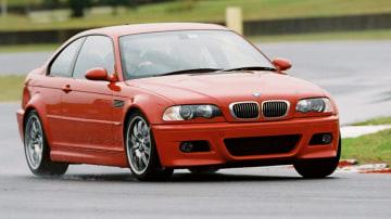 2003 BMW M3.