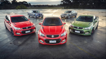 Holden Commodore VF Series II used car review