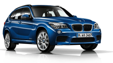 BMW X1 SUV Update And Z4 Pure Fusion Design Coming