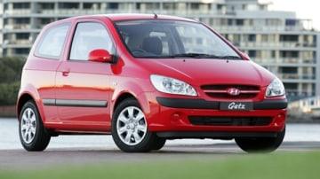 Hyundai Celebrates 100,000 Getz Sales, Announces Plan to Sell Even More