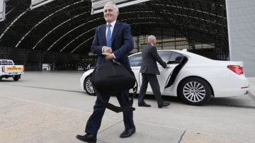 Malcolm Turnbull's last days as Prime Minister may have but the brakes on car sales.
