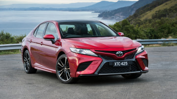 2018 Toyota Camry - Price And Features For Australia