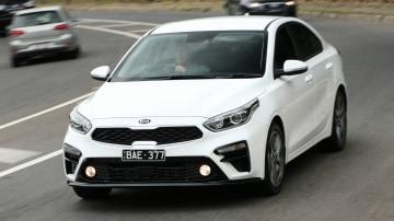 2020 Kia Cerato review: Sport manual sedan
