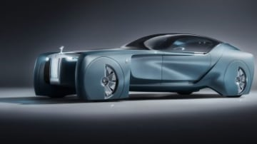 Rolls-Royce Vision 100 revealed