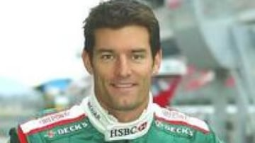 Webber signs with Williams