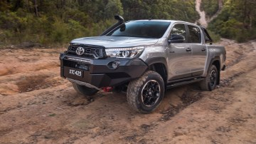 Toyota facing class action lawsuit over HiLux exhaust