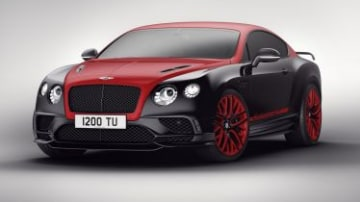 Bentley Continental 24 revealed