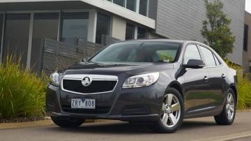 Holden Malibu