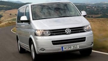 First drive: Volkswagen Multivan DSG 4Motion