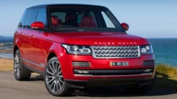 Quick Spin - Range Rover Autobiography