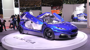 Designed In The Netherlands, Made In Japan And Heading Elsewhere  – GLM G4 Surprises In Paris