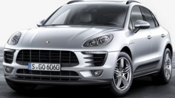 New four-cylinder Porsche Macan and new Porsche Cayenne revealed