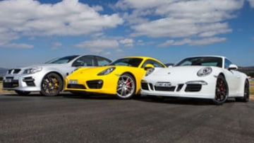 Car of the Year contenders