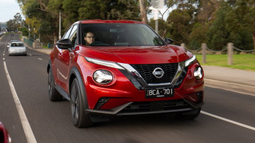 2020 Nissan Juke Ti review