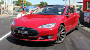 Tesla has lowered the entry point into its Model S range.