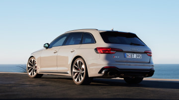 Audi's new RS4 Avant has arrived in Australia.