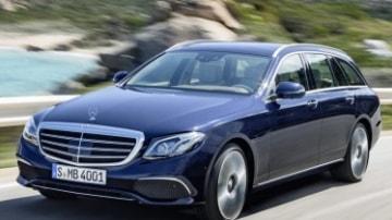 2016 Mercedes-Benz E-Class Wagon revealed