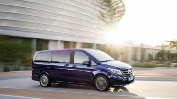 2017 Mercedes-Benz V 220 Joins Australian Range