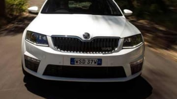 Skoda Octavia RS
