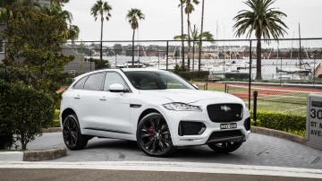 2020 Jaguar F Pace S review