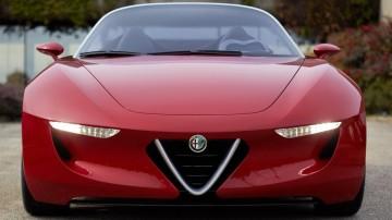 Alfa Romeo 2uettottanta Concept By Pininfarina Unveiled