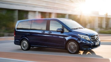 2017 Mercedes-Benz V-Class prices revealed