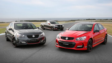 2017 Holden Commodore Motorsport, Magnum and Director limited editions. EMBARGO: 19/1/2017 2pm