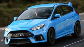 Ford releases power upgrade for Focus RS