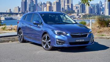 2018-19 Subaru Impreza recalled