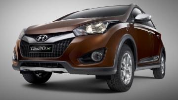 Hyundai's HB20 Gets High-riding X Twin