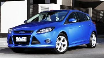 2012 Ford Focus Sport.