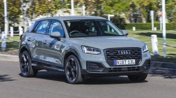 2018 Audi Q2.