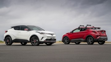 New models such as the compact Toyota C-HR challenge the traditional definition of an SUV.
