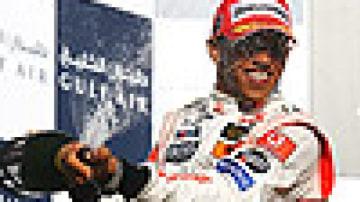 Massa wins, but rookie Hamilton the shining star