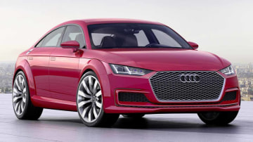 Four-Door Coupe For Audi's All-New A3 Range