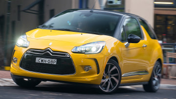 2015 Citroen DS3 Adds New Safety Tech For Australia