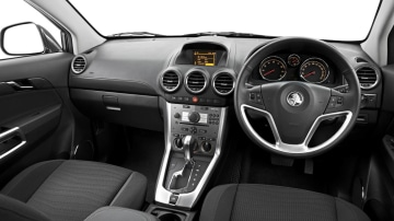 2011 Holden Captiva 5