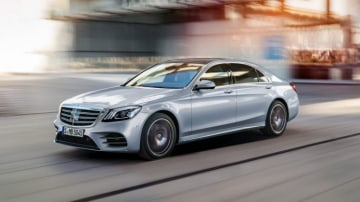 2017 Mercedes-Benz S-Class unveiled
