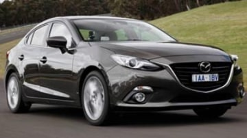 New Mazda3 first drive review